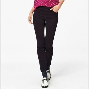 Uniqlo heattech legging pants black Large